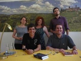 Lesung mit Jung Wien '14 im Rahmen der Bibliotheksinitiative (Juni 2016)